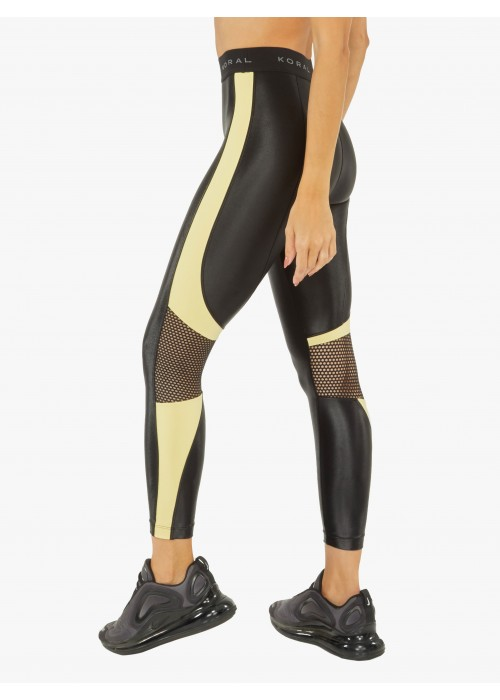 Emblem Infinity High Rise Cropped Legging