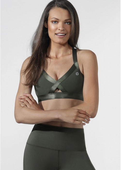 Nathalie Sports Bra