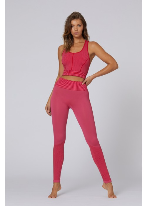 Shake It Seamless Legging - Hot Pink