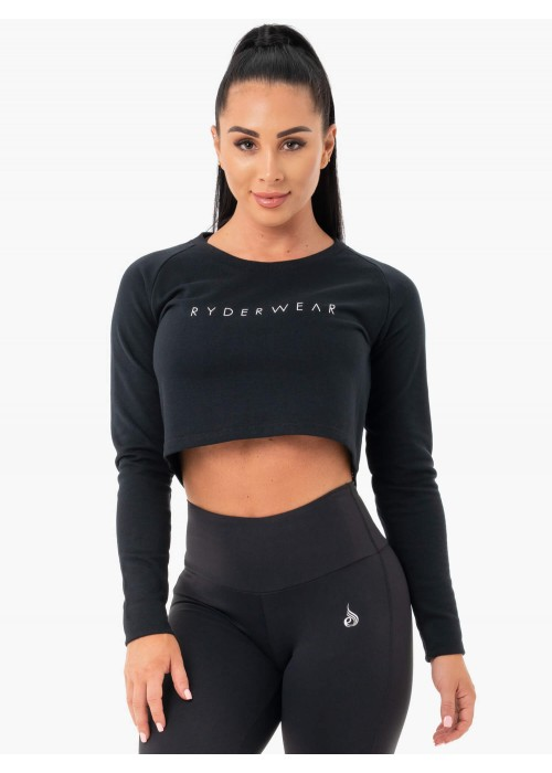Staples Cropped Sweaters