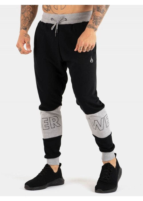 Evo Trackpants - Black