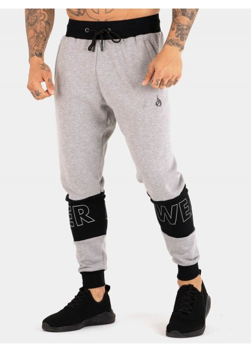 Evo Trackpants Grey Marl