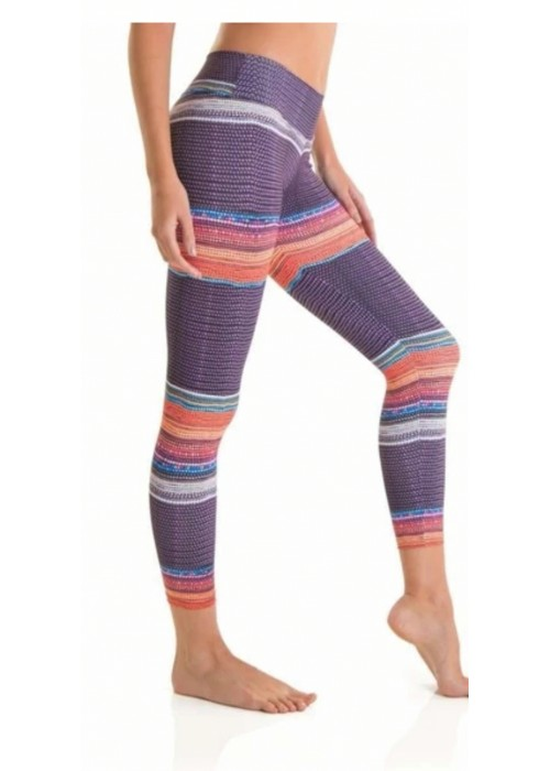 7/8 Eco Yoga Legging Jamaica